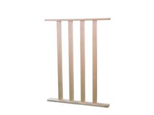 Fence Quarter Deck Railing Inserts